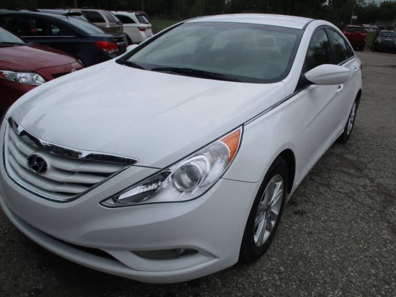 2013 Hyundai Sonata for sale at Dons Carz in Topeka KS