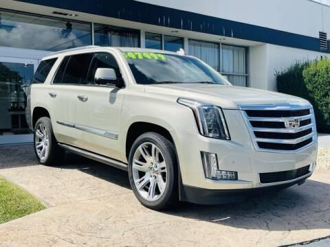 2016 Cadillac Escalade for sale at RUSTY WALLACE CADILLAC GMC KIA in Morristown TN