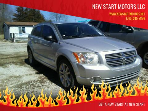 2011 Dodge Caliber for sale at New Start Motors LLC - Rockville in Rockville IN