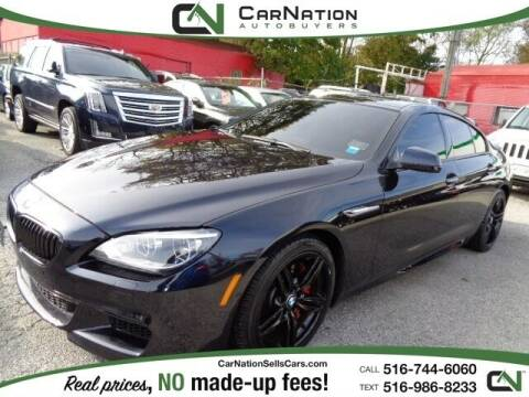 2015 BMW 6 Series for sale at CarNation AUTOBUYERS, Inc. in Rockville Centre NY