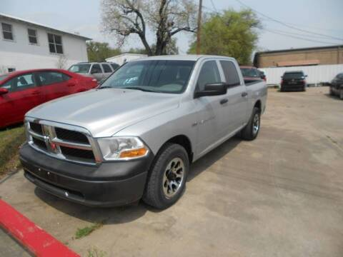 2011 RAM Ram Pickup 1500 for sale at Car Depot in Fort Worth TX