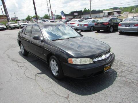 2001 Nissan Altima for sale at MIRA AUTO SALES in Cincinnati OH