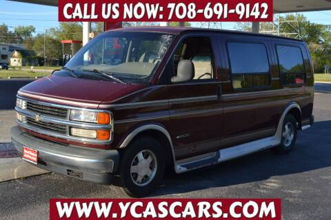 1997 Chevrolet Express Cargo for sale at Your Choice Autos - Crestwood in Crestwood IL