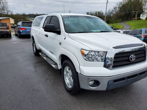 2007 Toyota Tundra for sale at DISCOUNT AUTO SALES in Johnson City TN