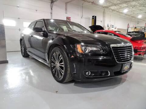 2013 Chrysler 300 for sale at Great Lakes Classic Cars & Detail Shop in Hilton NY