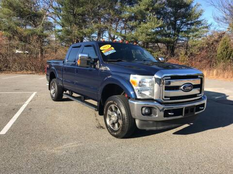 2011 Ford F-350 Super Duty for sale at Westford Auto Sales in Westford MA