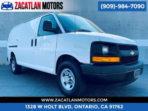 2014 Chevrolet Express Cargo for sale at Ontario Auto Square in Ontario CA