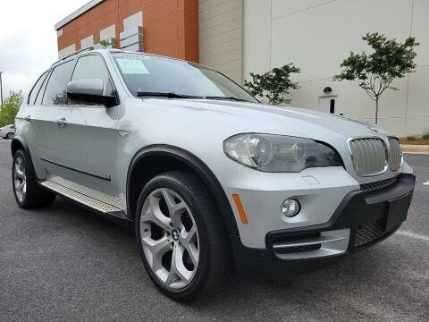 2008 BMW X5 for sale at ELAN AUTOMOTIVE GROUP in Buford GA