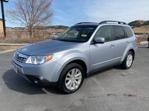 2013 Subaru Forester for sale at Big Deal Auto Sales in Rapid City SD