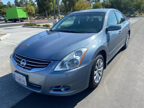 2012 Nissan Altima for sale at PRESTIGE AUTO SALES GROUP INC in Stevenson Ranch CA