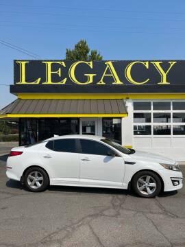 2015 Kia Optima for sale at Legacy Auto Sales in Toppenish WA
