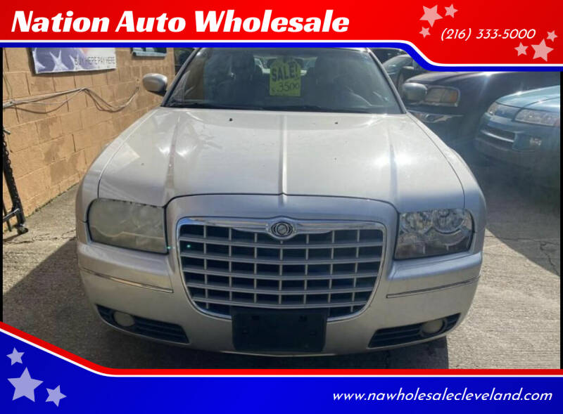 2006 Chrysler 300 for sale at Nation Auto Wholesale in Cleveland OH