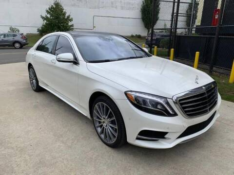 2015 Mercedes-Benz S-Class for sale at Smart Car City in Staten Island NY