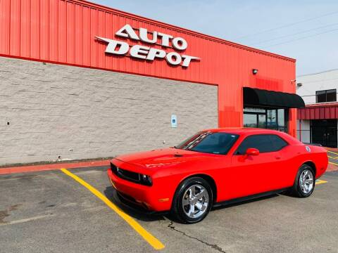 2014 Dodge Challenger for sale at Auto Depot - Smyrna in Smyrna TN