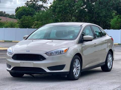 2018 Ford Focus for sale at Auto Direct of South Broward in Miramar FL