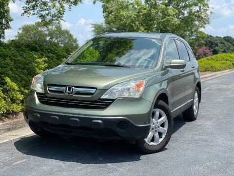 2009 Honda CR-V for sale at William D Auto Sales in Norcross GA