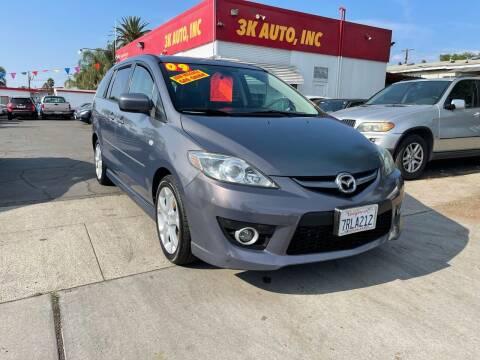 2009 Mazda MAZDA5 for sale at 3K Auto in Escondido CA