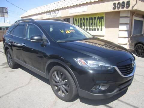 2015 Mazda CX-9 for sale at Cars Direct USA in Las Vegas NV