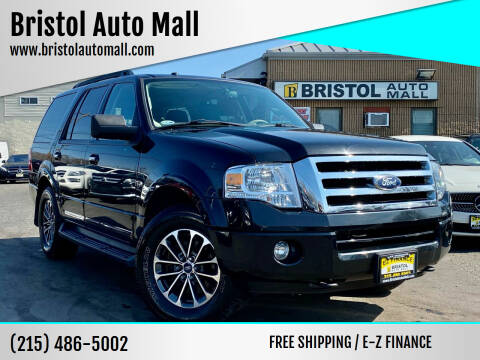 2014 Ford Expedition for sale at Bristol Auto Mall in Levittown PA