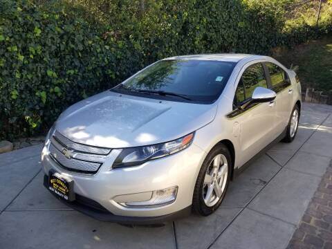 2014 Chevrolet Volt for sale at Best Quality Auto Sales in Sun Valley CA