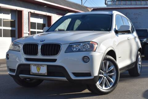 2013 BMW X3 for sale at Chicago Cars US in Summit IL
