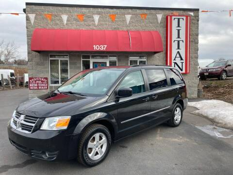 2010 Dodge Grand Caravan for sale at Titan Auto Sales LLC in Albany NY