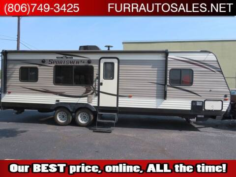 2019 Sportsman M270THLE for sale at FURR AUTO SALES in Lubbock TX
