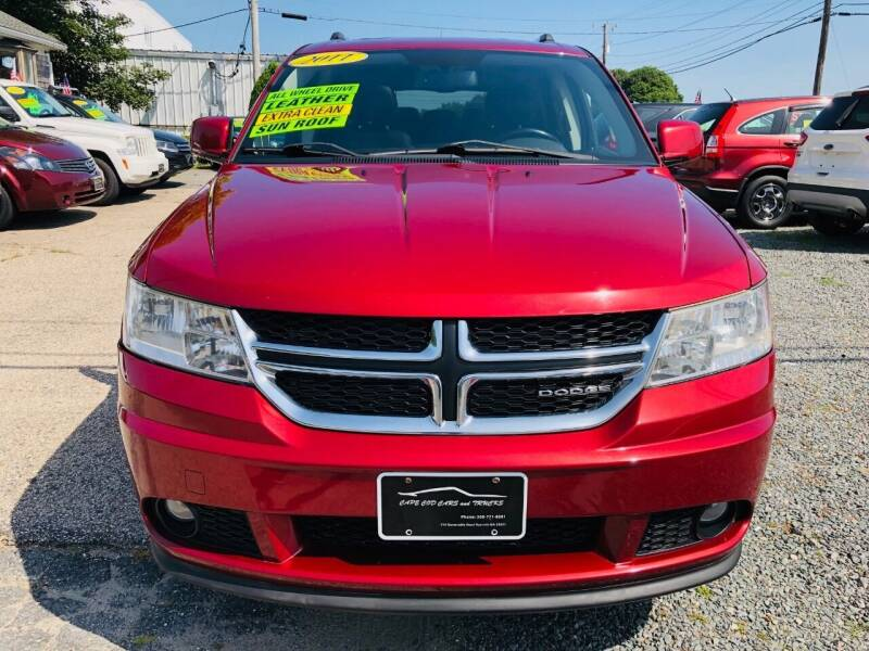 2011 Dodge Journey for sale at Cape Cod Cars & Trucks in Hyannis MA