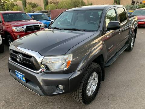 2015 Toyota Tacoma for sale at C. H. Auto Sales in Citrus Heights CA