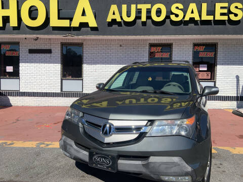 2007 Acura MDX for sale at HOLA AUTO SALES CHAMBLEE- BUY HERE PAY HERE - in Atlanta GA