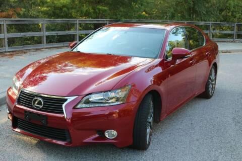 2013 Lexus GS 350 for sale at Evolve Autos, LLC in Lawrenceville GA