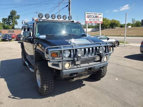 2003 HUMMER H2 for sale at AutoLink LLC in Dayton OH