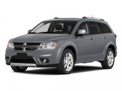 2015 Dodge Journey for sale at DON'S CHEVY, BUICK-GMC & CADILLAC in Wauseon OH