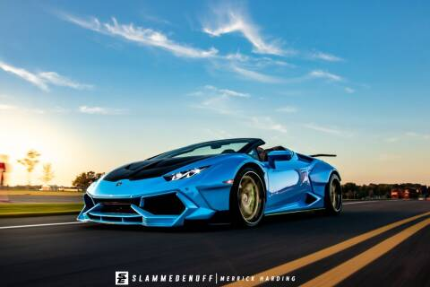 2018 Lamborghini Huracan for sale at RoseLux Motors LLC in Schnecksville PA