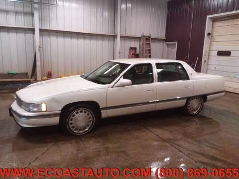 1996 Cadillac DeVille for sale at East Coast Auto Source Inc. in Bedford VA