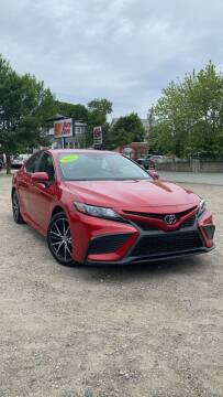 2021 Toyota Camry for sale at Best Cars Auto Sales in Everett MA