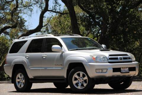 2004 Toyota 4Runner for sale at VSTAR in Walnut Creek CA