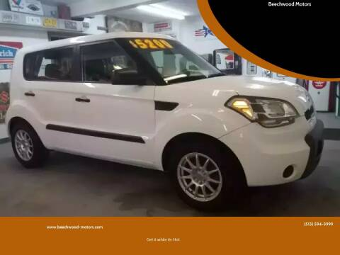2011 Kia Soul for sale at Beechwood Motors in Somerville OH