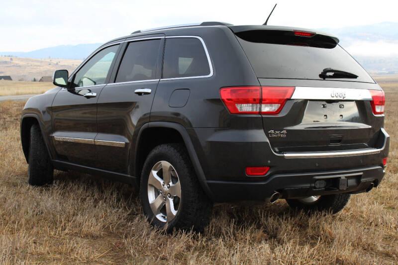 2011 Jeep Grand Cherokee for sale at J.K. Thomas Motor Cars in Spokane Valley WA