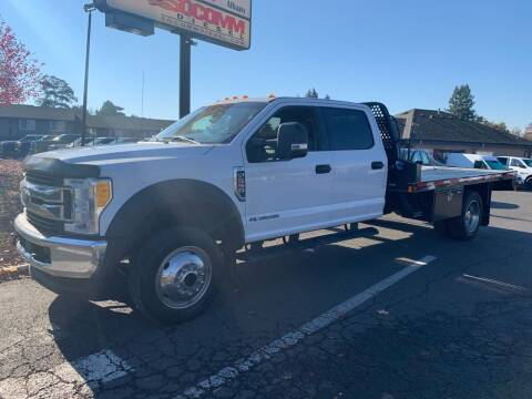 2017 Ford F-550 Super Duty for sale at South Commercial Auto Sales in Salem OR