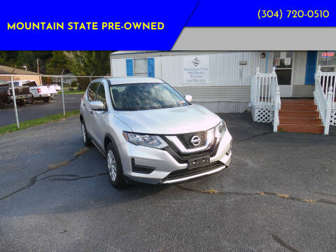 2017 Nissan Rogue for sale at Mountain State Pre-owned in Nitro WV
