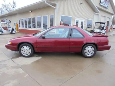 1991 Chevrolet Lumina for sale at Milaca Motors in Milaca MN