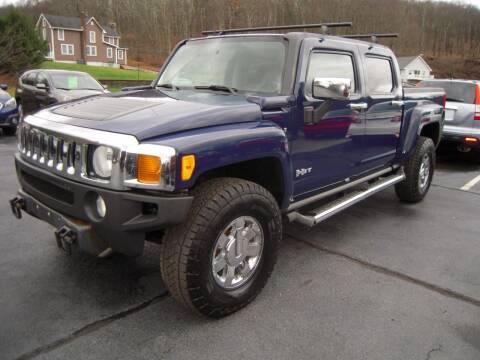 2009 HUMMER H3T for sale at 1-2-3 AUTO SALES, LLC in Branchville NJ