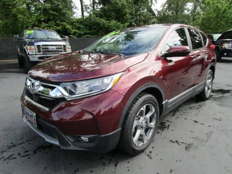 2017 Honda CR-V for sale at LULAY'S CAR CONNECTION in Salem OR