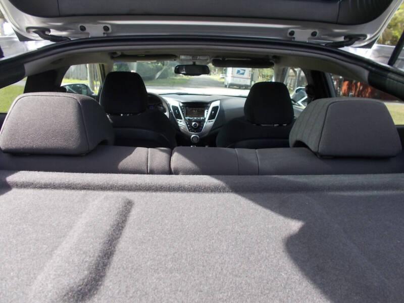 2013 Hyundai Veloster 3dr Coupe DCT - Fruitland Park FL