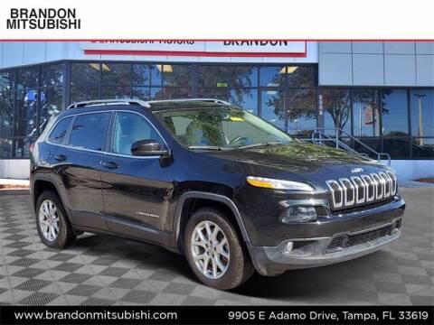 2015 Jeep Cherokee for sale at Brandon Mitsubishi in Tampa FL