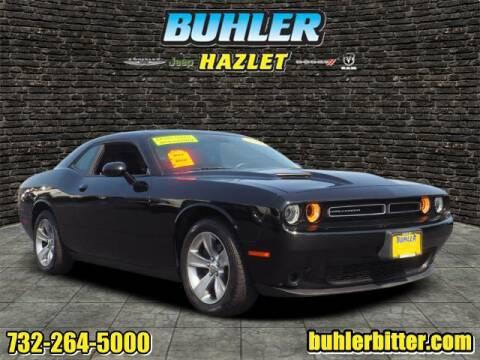 2016 Dodge Challenger for sale at Buhler and Bitter Chrysler Jeep in Hazlet NJ