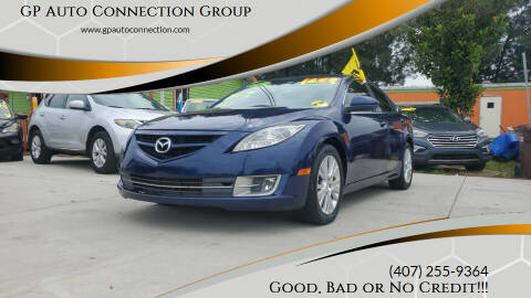 2009 Mazda MAZDA6 for sale at GP Auto Connection Group in Haines City FL