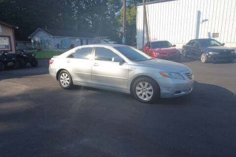 2007 Toyota Camry Hybrid for sale at E-Motorworks in Roswell GA