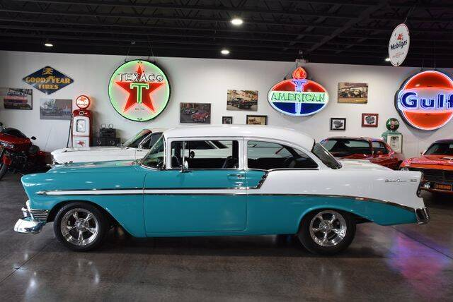 1956 Chevrolet 210 for sale at Choice Auto & Truck Sales in Payson AZ